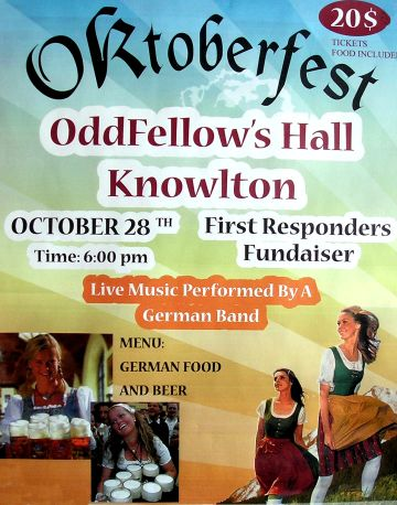 Oktoberfest! Knowlton has the best party in the Eastern Townships!