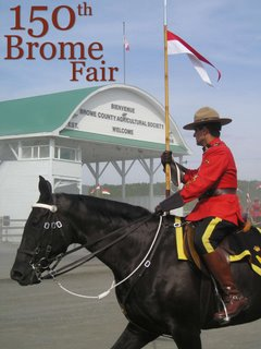 Come celebrate the 150 years of the Brome Fair