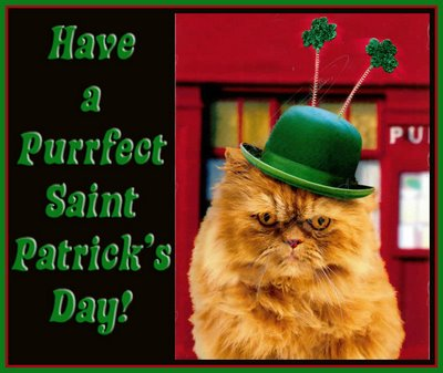 Happy Saint Patricks Day!