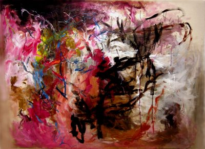 The movement Neccesaire by H. Coulombe featured at the Sutton Gallery.