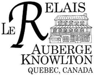 Auberge Knowlton in Lac Brome.