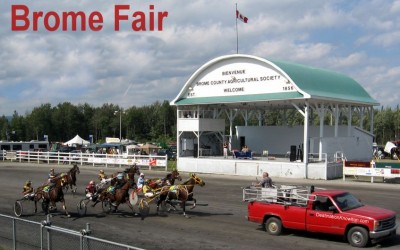 The Brome Fair is one of the highlights of the Summer in The Eastern Townships