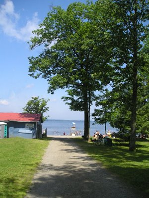 Beautiful Brome Lake and Douglass Beach are resources we must protect for generations who follow.