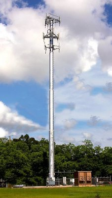 The height and look of the Knowlton area cellphone tower has yet to be announced. This is a generic cell tower...