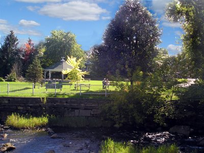 Coldbrook Park in Knowlton is a beautiful place for a picnic and during the Duck Festival it will be one of the Eastern Townships most popular destinations!