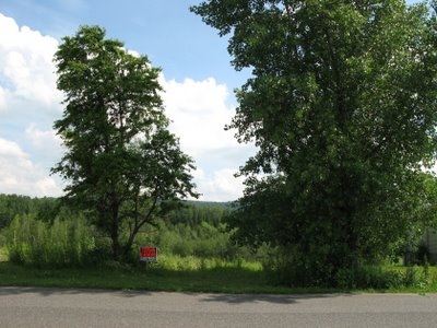 Small property for sale in Knowlton Lac Brome Quebec.